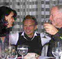 Polly, Sting and David